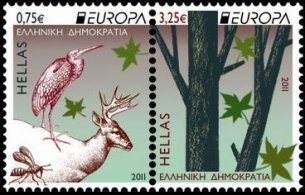 GREECE 2011-EUROPA -FORESTS