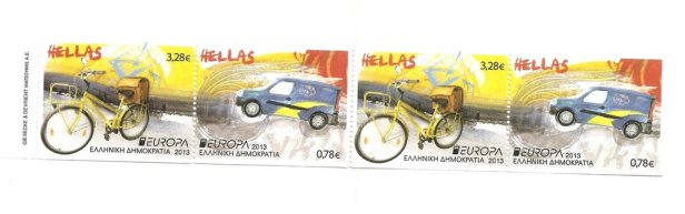 EUROPA-CEPT-Postal-Vehicles-back