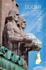 FINLAND 2019-RAILWAY STATION