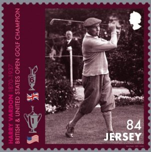 JERSEY 2020- HARRY VARDON -GOLF