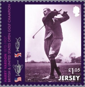 JERSEY 2020 -HARRY VARDON -GOLF