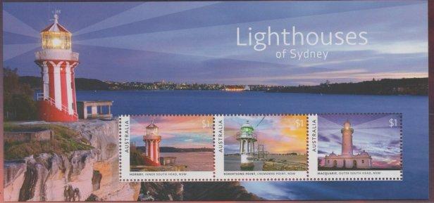 Lighthouse-minisheet